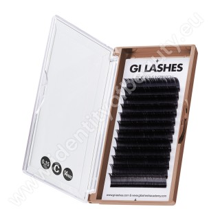 C 0.15-14 mm-KASHMERE Lashes-Metoda 1:1