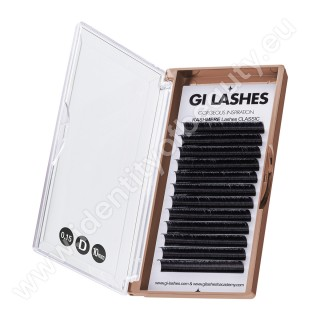 D 0.15-10 mm-KASHMERE Lashes-Metoda 1:1
