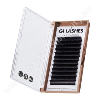 D 0.15-13 mm-KASHMERE Lashes-Metoda 1:1