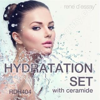 Hydratačný set s ceramidmi