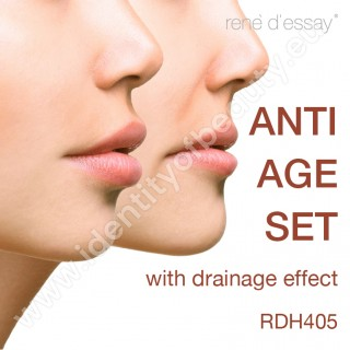 Set Anti Age  s drenaž. efekt.