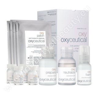 Set oxyceutical face - 4 ošetrení / Kit oxyceutical face (4x20ml + 4x5ml + 30ml + 40ml + 40ml)