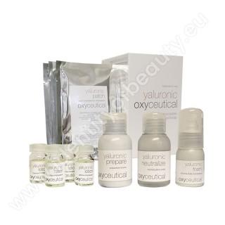 Set oxyceutical yaluronic - 4 ošetrení / Kit OXYCEUTICAL yaluronic